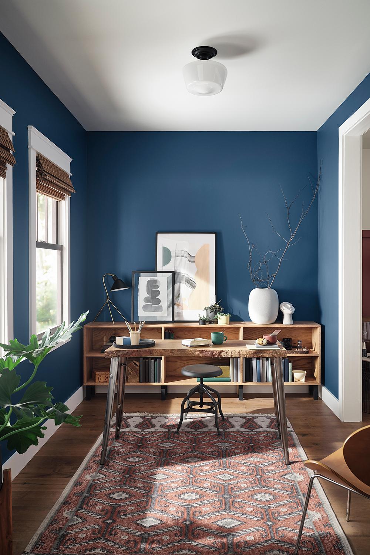 Gợi ý cách lựa chọn màu sắc sơn tường theo phong thủy  - Ảnh 4.