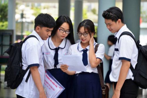 Bộ GD&ĐT công bố đề thi tham khảo tốt nghiệp THPT năm 2021 - Ảnh 8.