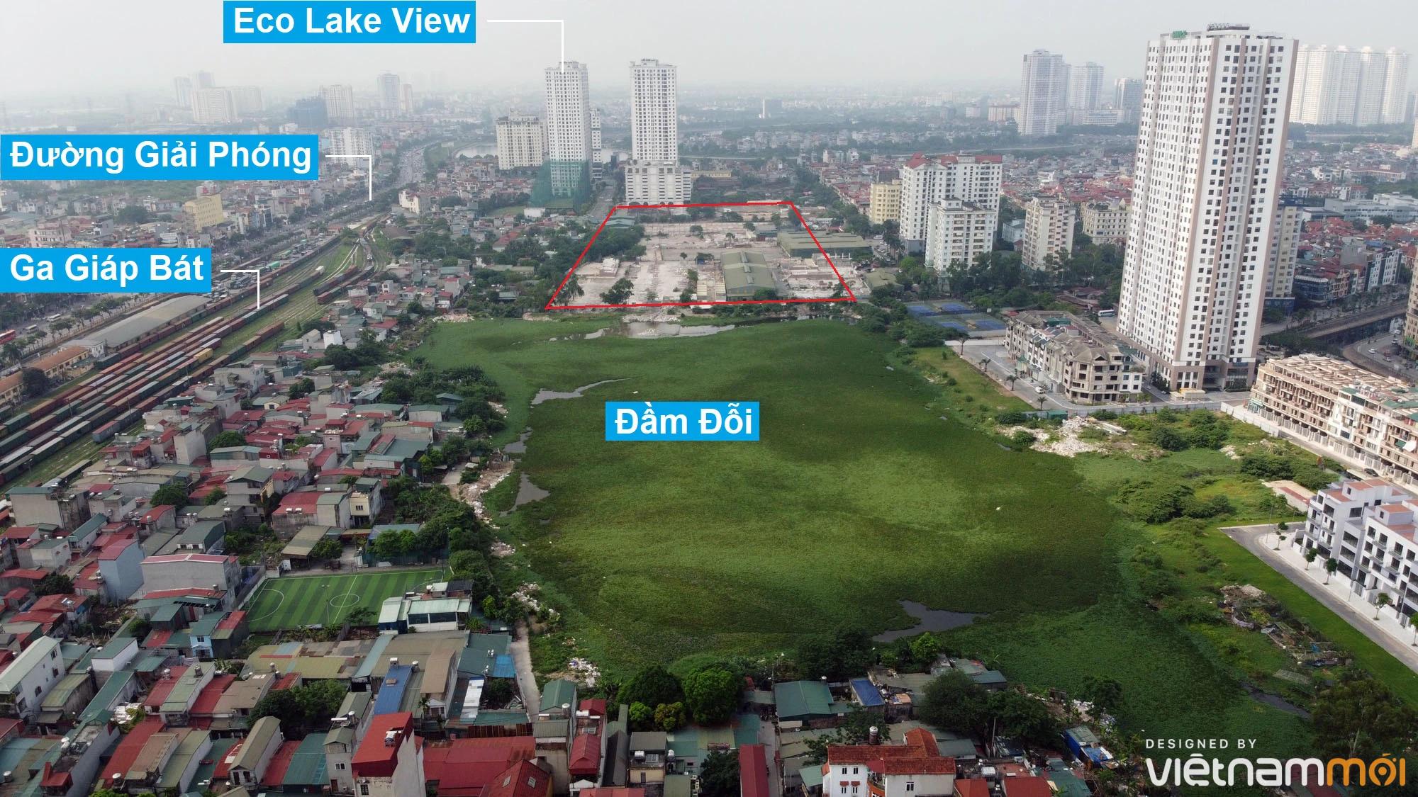Điều chỉnh cục bộ quy hoạch quận Hoàng Mai để xây TTTM AEON Mall - Ảnh 2.