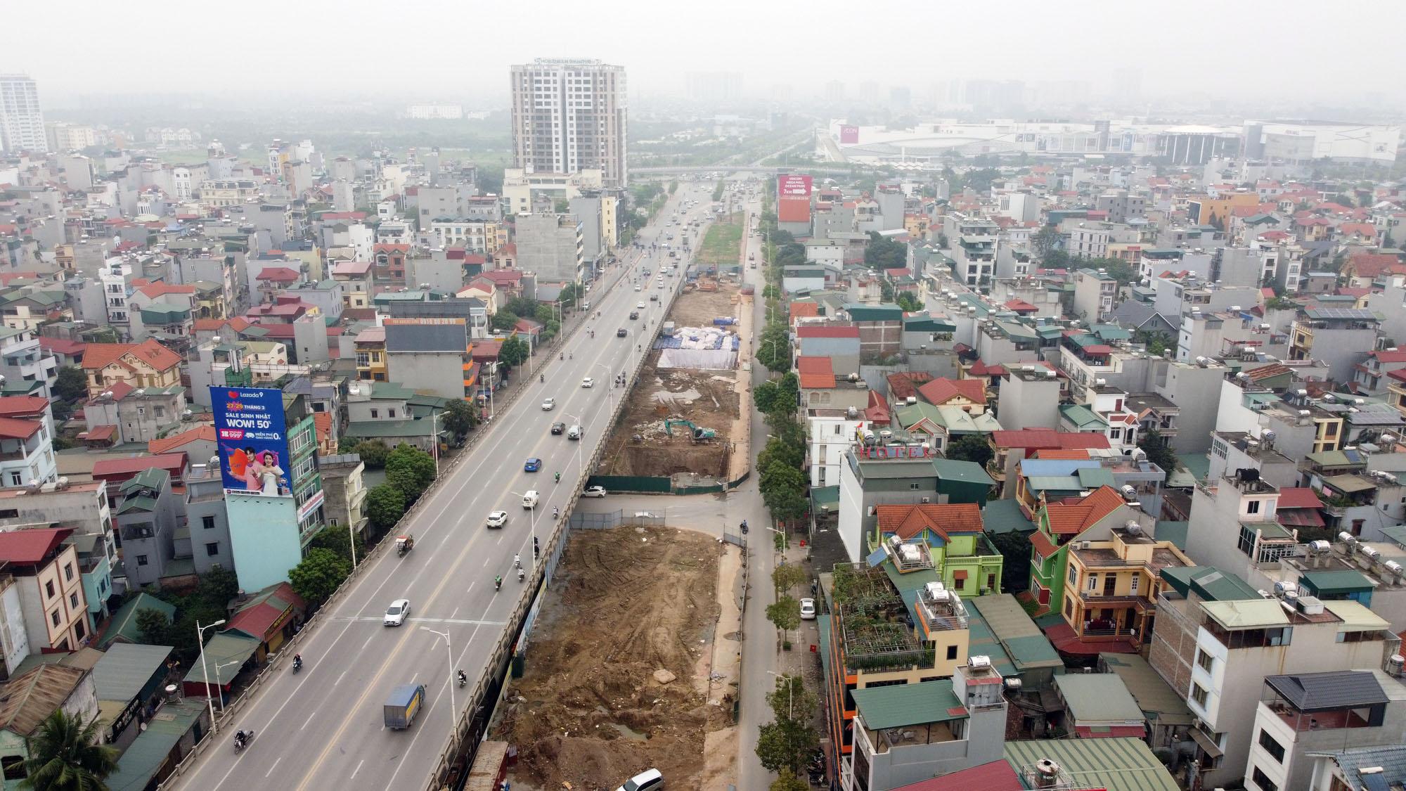 Hà Nội khởi công nhiều dự án giao thông lớn trong quý I/2021 - Ảnh 1.