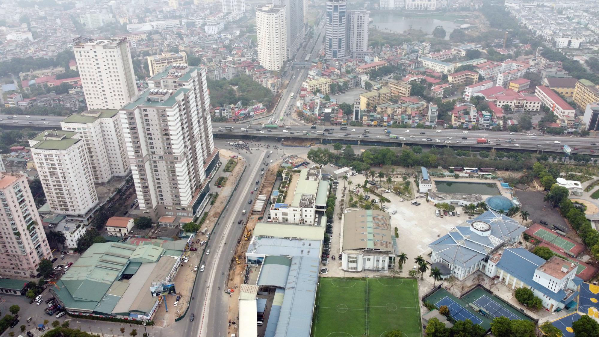 Hà Nội khởi công nhiều dự án giao thông lớn trong quý I/2021 - Ảnh 2.