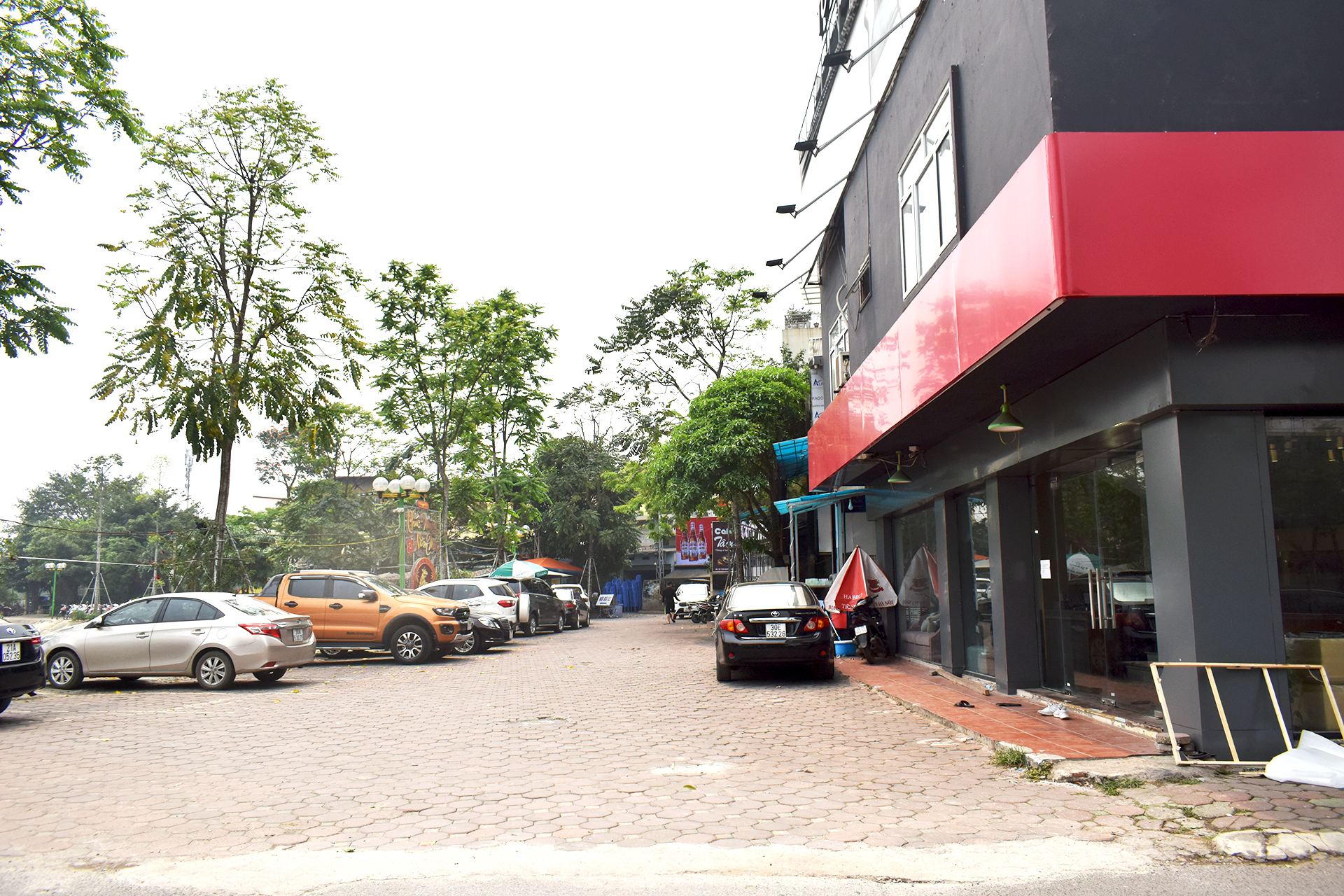 Hai khu đất dính quy hoạch ở phường Phương Liệt, Thanh Xuân, Hà Nội - Ảnh 5.