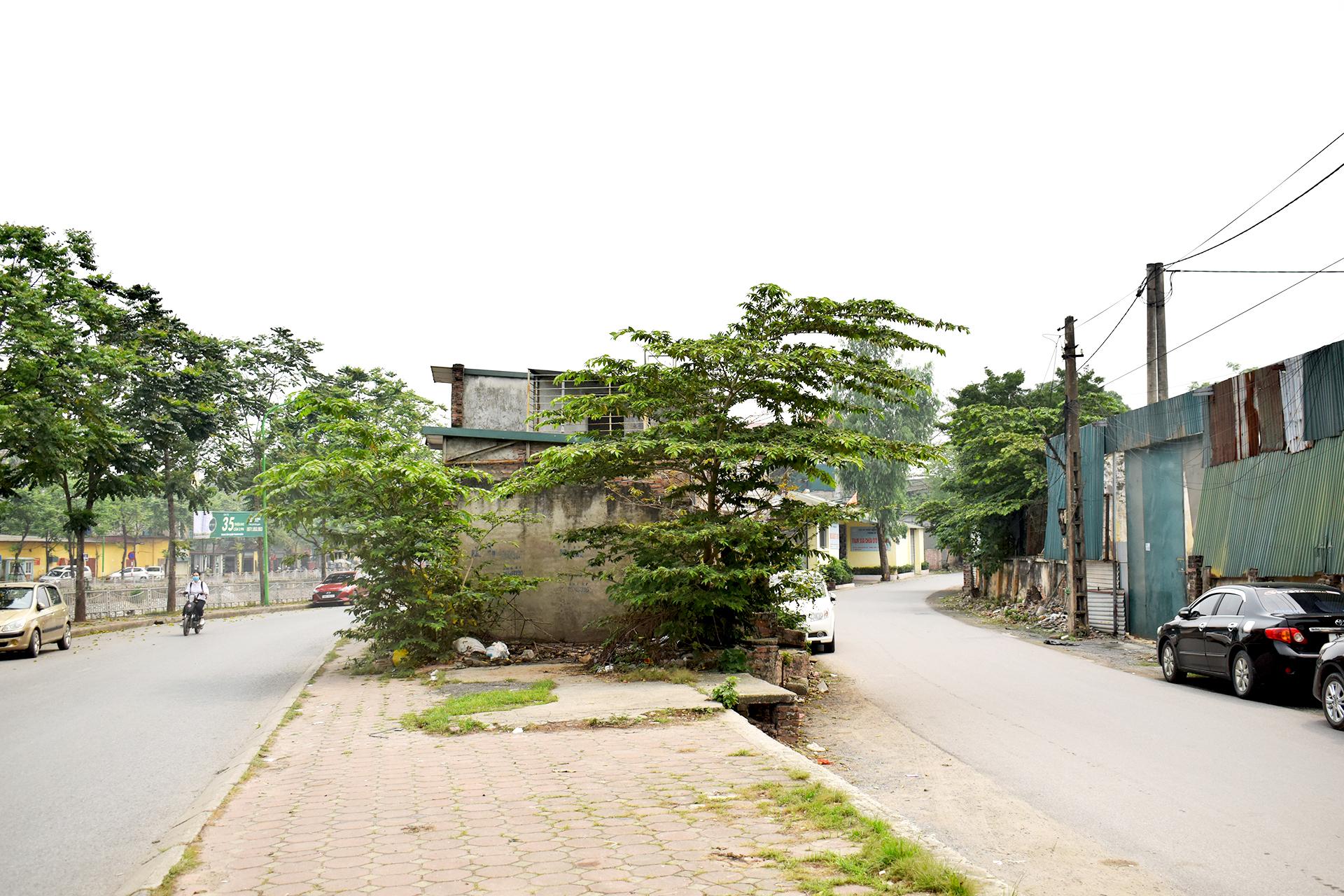 Hai khu đất dính quy hoạch ở phường Phương Liệt, Thanh Xuân, Hà Nội - Ảnh 4.