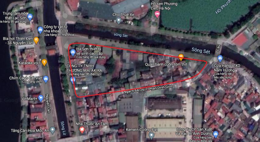 Hai khu đất dính quy hoạch ở phường Phương Liệt, Thanh Xuân, Hà Nội - Ảnh 11.