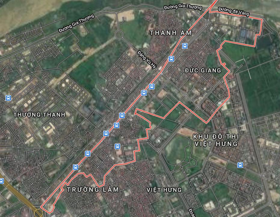 Kế hoạch sử dụng đất phường Đức Giang, Long Biên, Hà Nội năm 2021 - Ảnh 2.