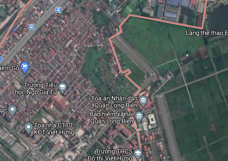 Đường sẽ mở ở phường Đức Giang, Long Biên, Hà Nội - Ảnh 2.