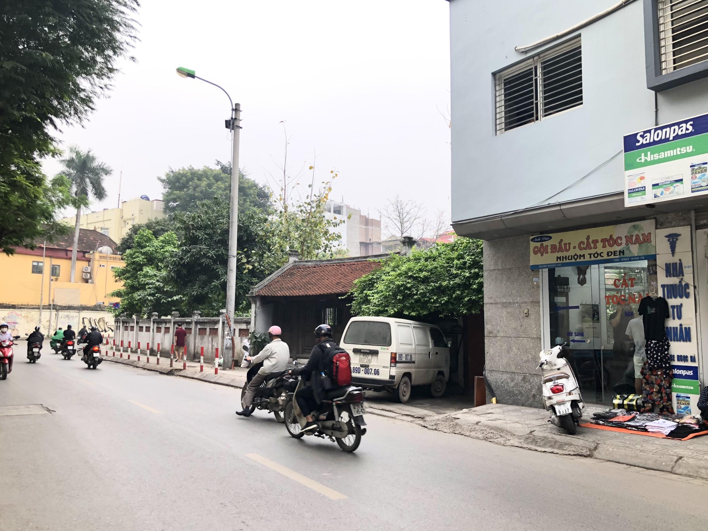 Đường sắp mở theo quy hoạch ở phường Ngọc Hà, Ba Đình, Hà Nội (phần 3): Hai đường nối ngõ Đội Cấn - phố Ngọc Hà  - Ảnh 11.