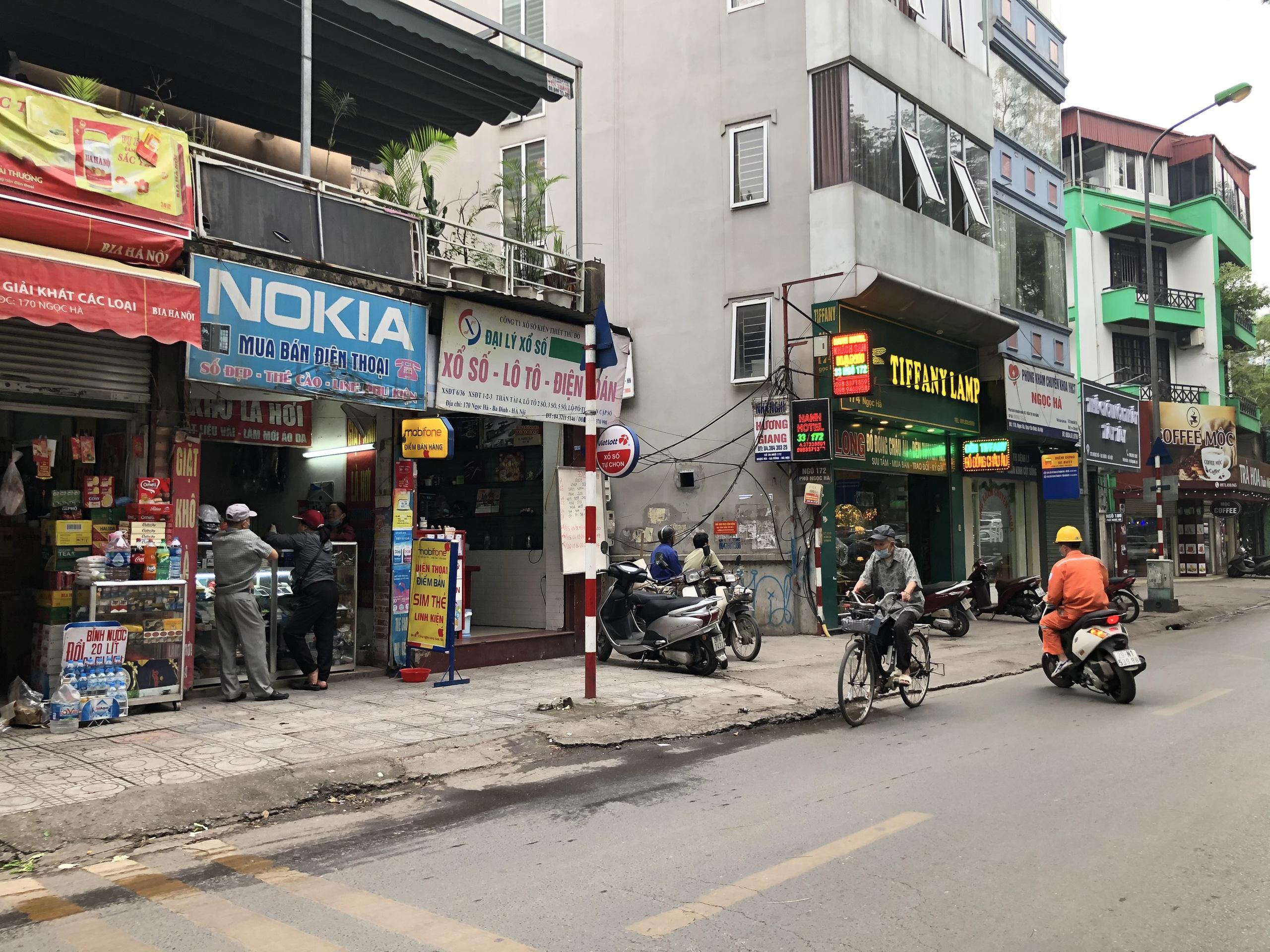 Đường sắp mở theo quy hoạch ở phường Ngọc Hà, Ba Đình, Hà Nội (phần 3): Hai đường nối Đội Cấn - Ngọc Hà  - Ảnh 21.
