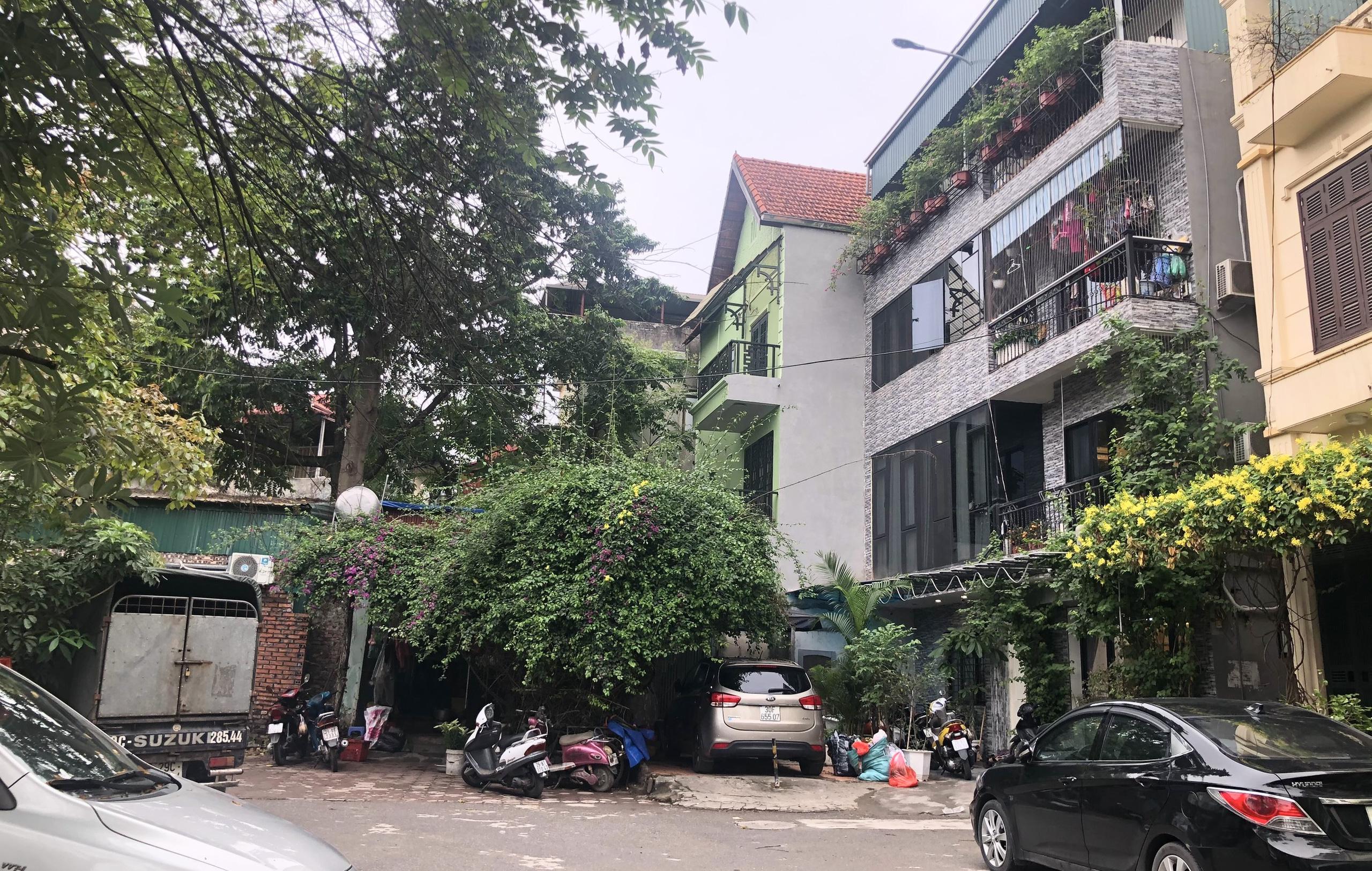 Đường sắp mở theo quy hoạch ở phường Ngọc Hà, Ba Đình, Hà Nội (phần 3): Hai đường nối ngõ Đội Cấn - phố Ngọc Hà  - Ảnh 13.