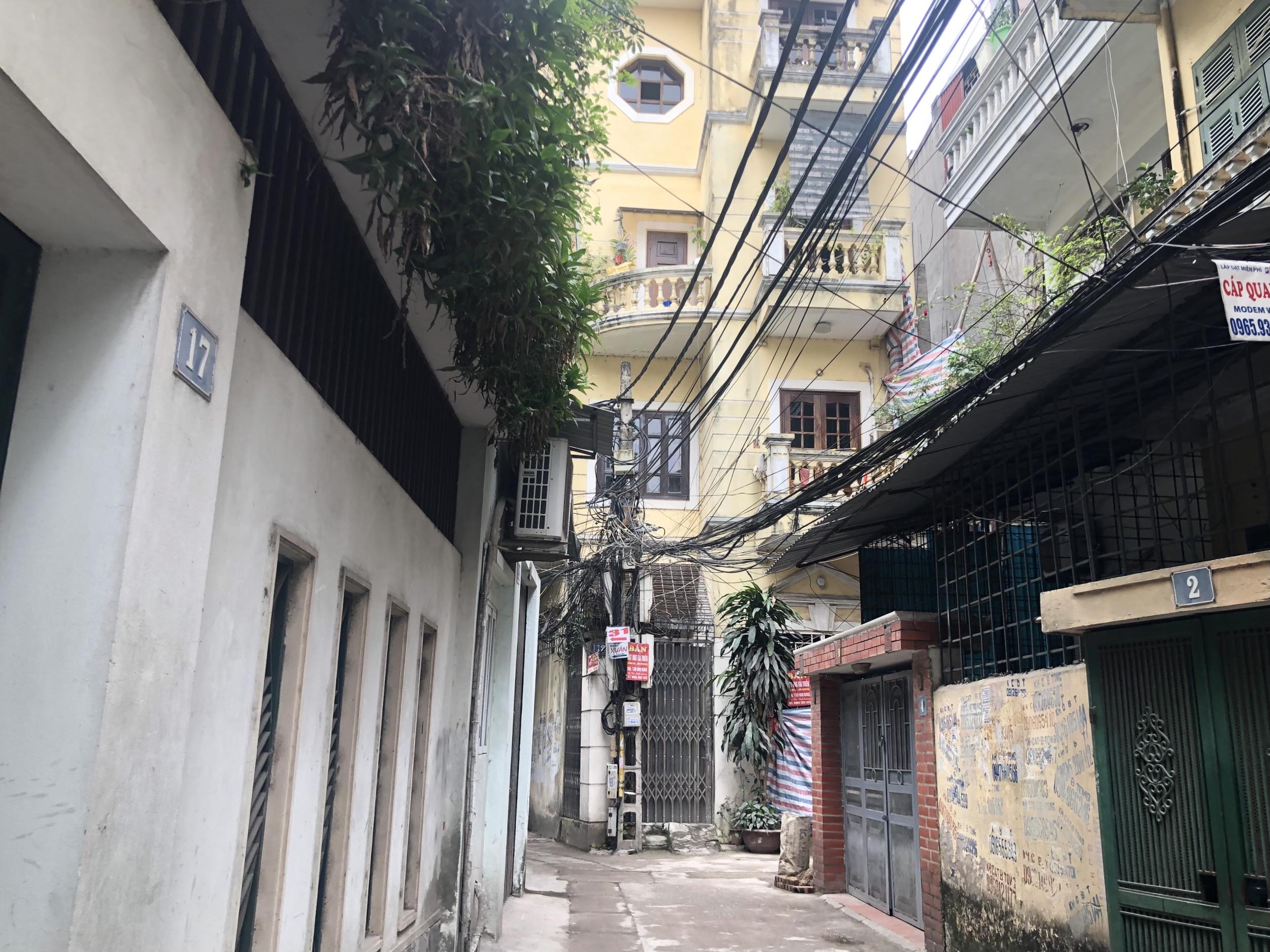 Đường sắp mở theo quy hoạch ở phường Ngọc Hà, Ba Đình, Hà Nội (phần 3): Hai đường nối Đội Cấn - Ngọc Hà  - Ảnh 17.