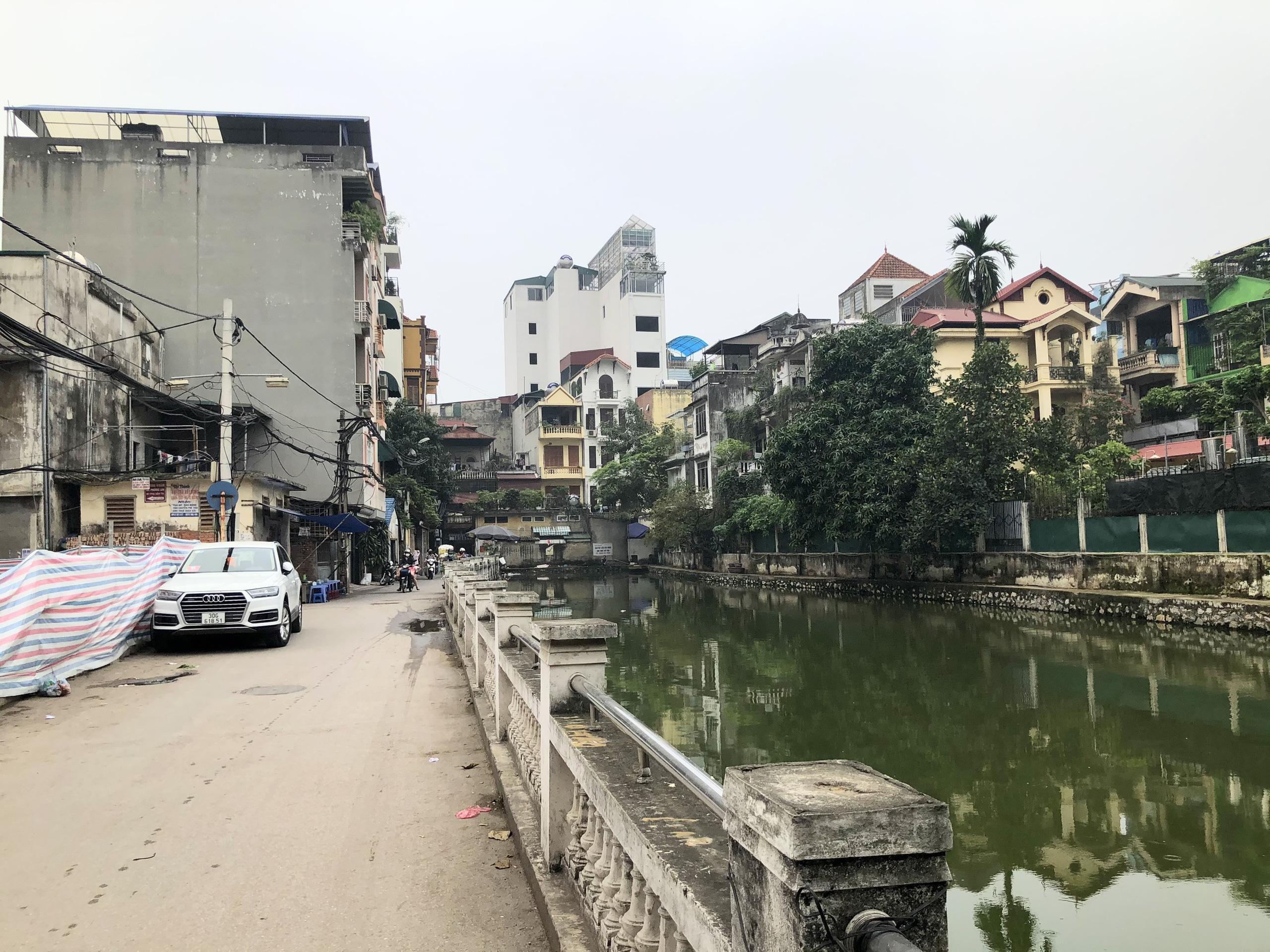 Đường sắp mở theo quy hoạch ở phường Ngọc Hà, Ba Đình, Hà Nội (phần 3): Hai đường nối ngõ Đội Cấn - phố Ngọc Hà  - Ảnh 10.