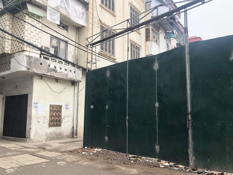Đường sắp mở theo quy hoạch ở phường Ngọc Hà, Ba Đình, Hà Nội (phần 3): Hai đường nối Đội Cấn - Ngọc Hà  - Ảnh 16.