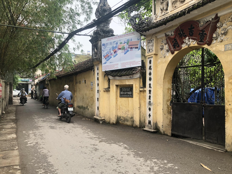 Đường sắp mở theo quy hoạch ở phường Ngọc Hà, Ba Đình, Hà Nội (phần 3): Hai đường nối Đội Cấn - Ngọc Hà  - Ảnh 15.