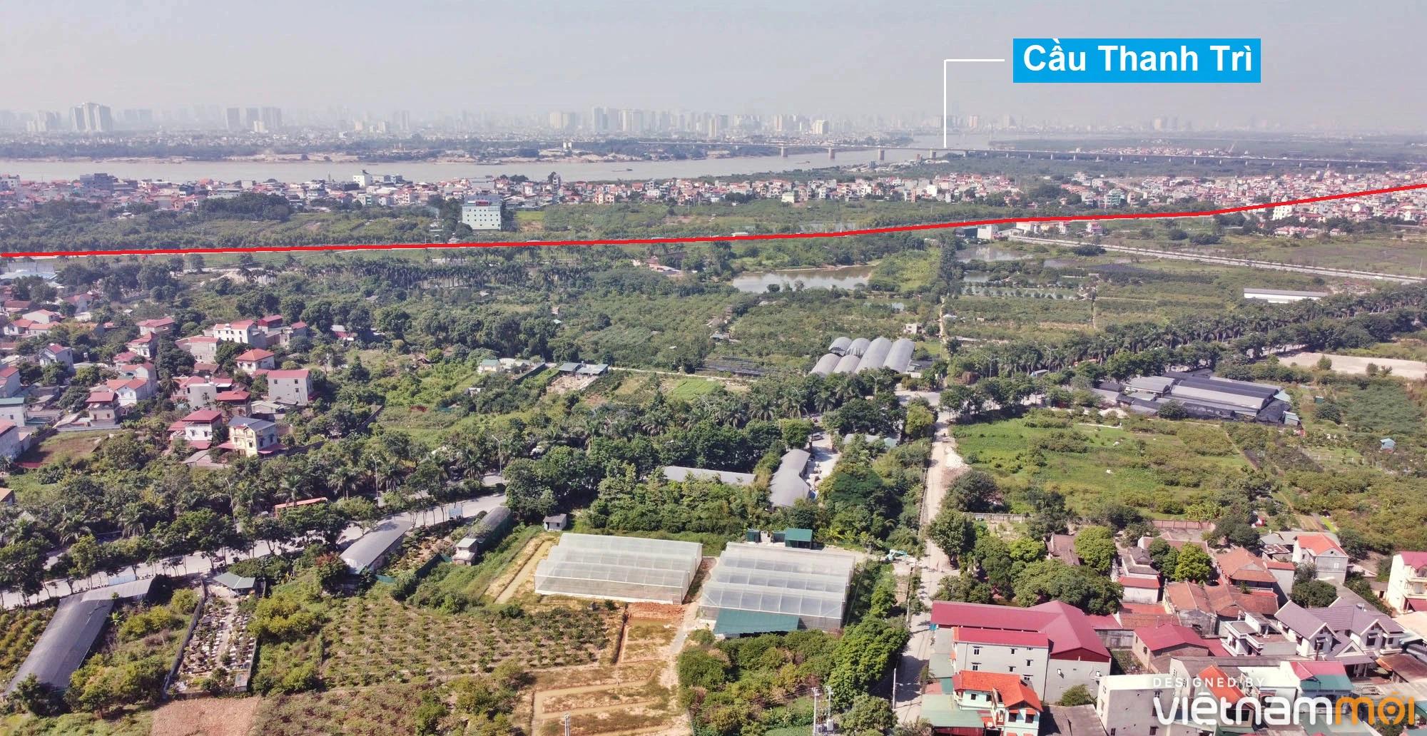 Toàn cảnh hiện trạng Phân khu đô thị sông Hồng trên địa bàn huyện Gia Lâm - Ảnh 2.