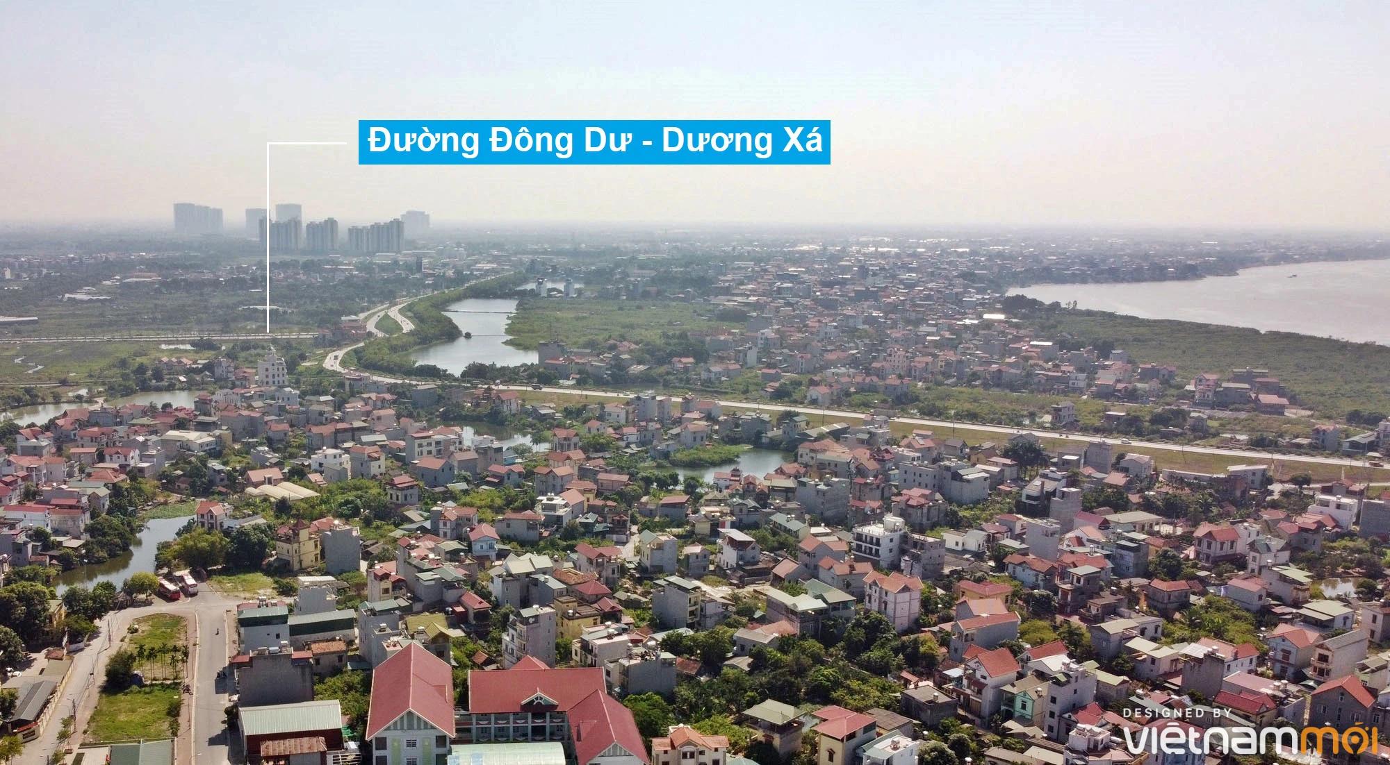 Toàn cảnh hiện trạng Phân khu đô thị sông Hồng trên địa bàn huyện Gia Lâm - Ảnh 4.