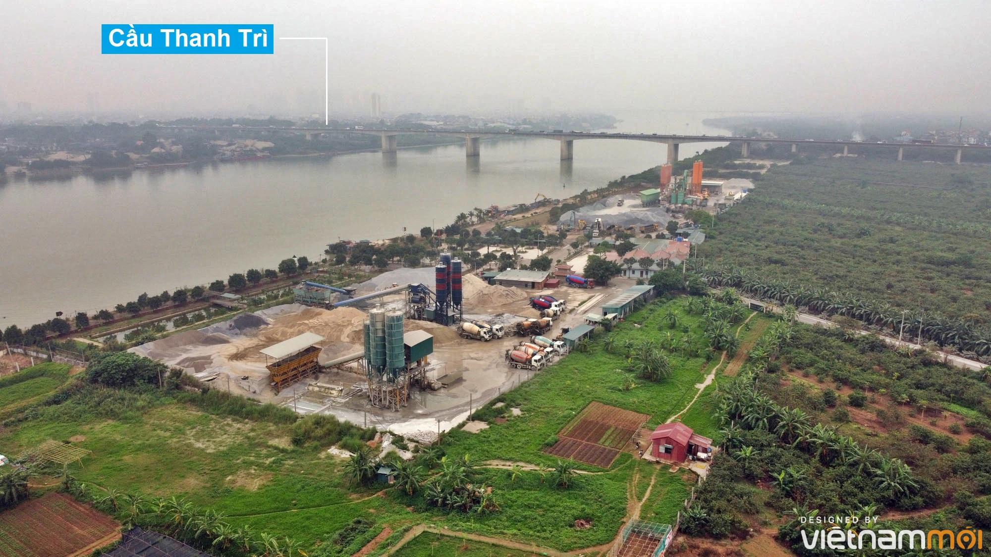 Toàn cảnh hiện trạng Phân khu đô thị sông Hồng trên địa bàn huyện Gia Lâm - Ảnh 5.