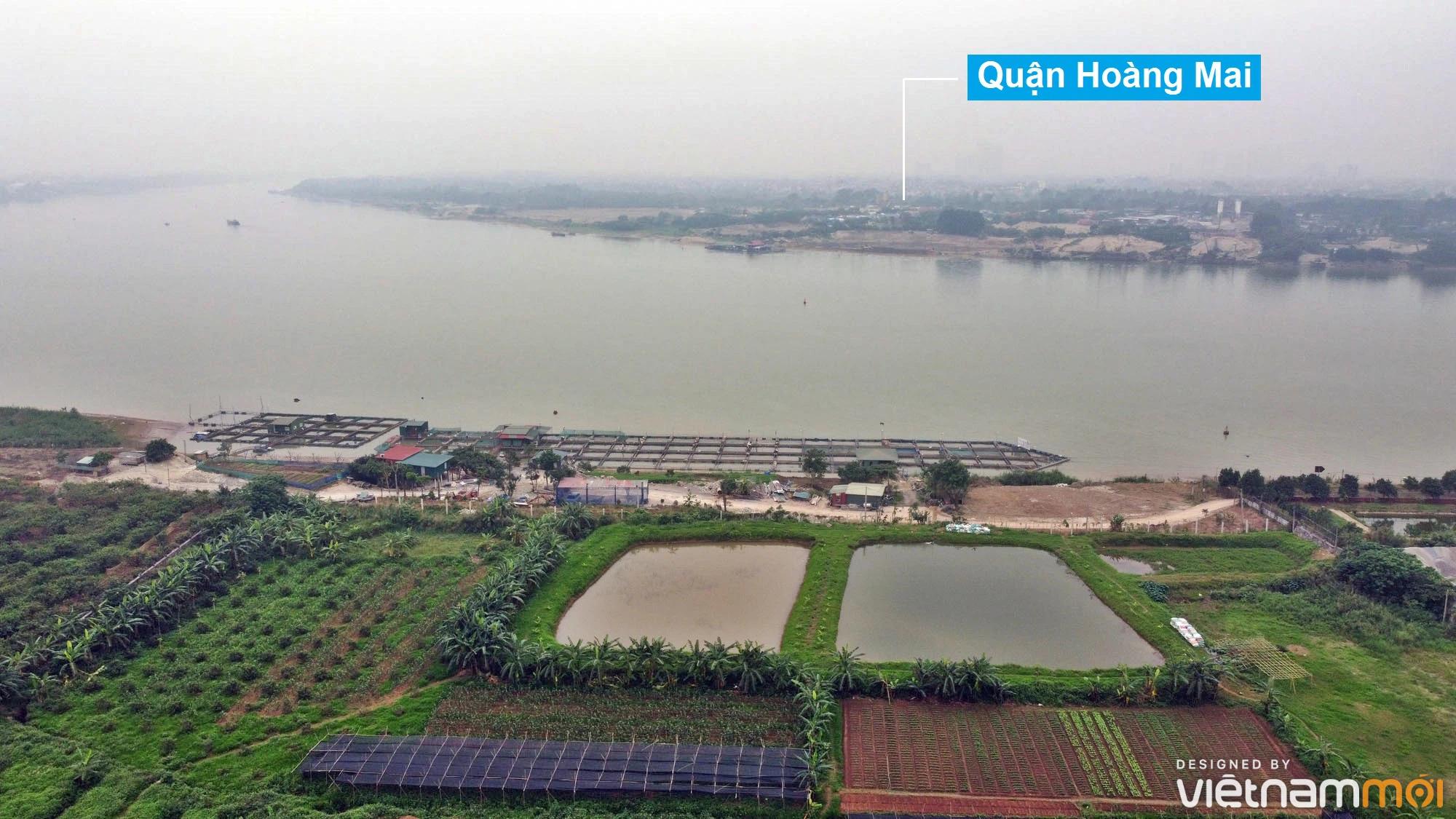Toàn cảnh hiện trạng Phân khu đô thị sông Hồng trên địa bàn huyện Gia Lâm - Ảnh 6.