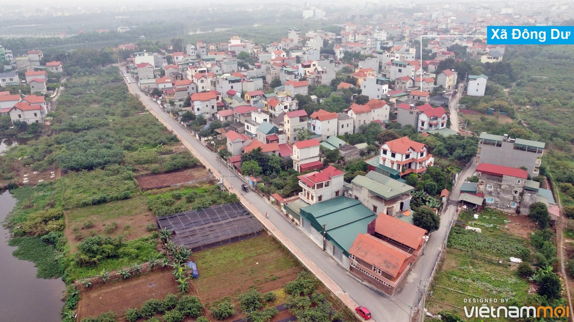 Toàn cảnh hiện trạng Phân khu đô thị sông Hồng trên địa bàn huyện Gia Lâm - Ảnh 8.