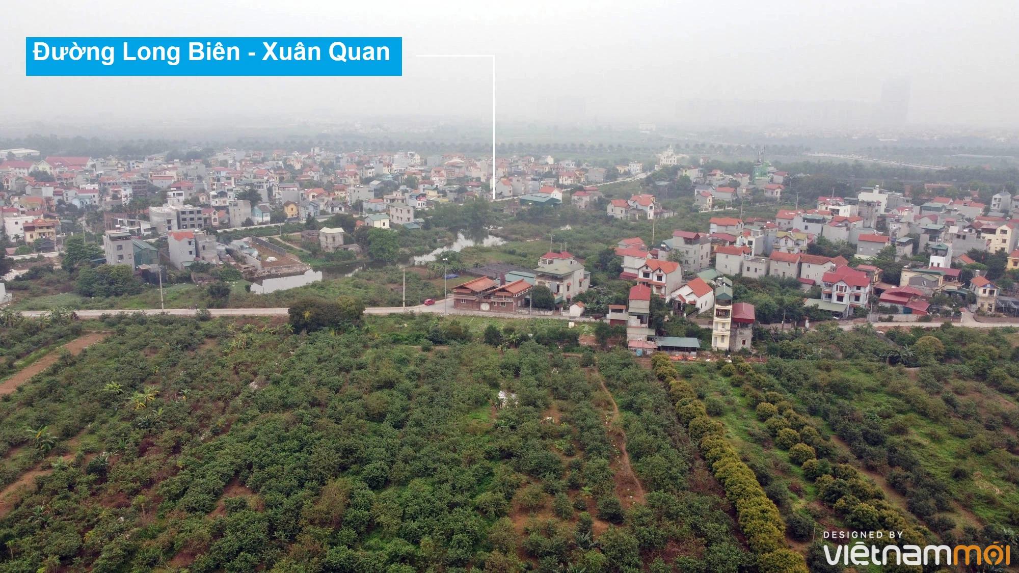 Toàn cảnh hiện trạng Phân khu đô thị sông Hồng trên địa bàn huyện Gia Lâm - Ảnh 10.