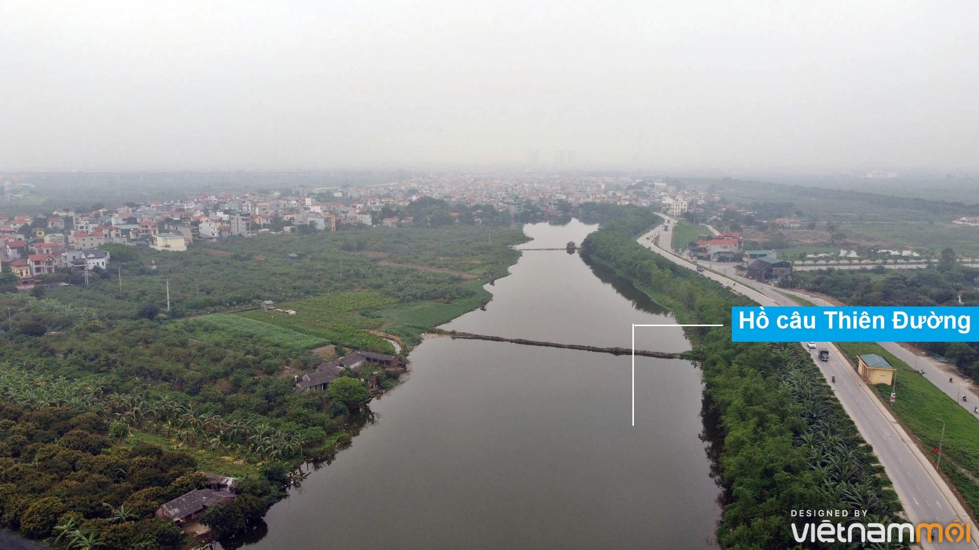 Toàn cảnh hiện trạng Phân khu đô thị sông Hồng trên địa bàn huyện Gia Lâm - Ảnh 11.