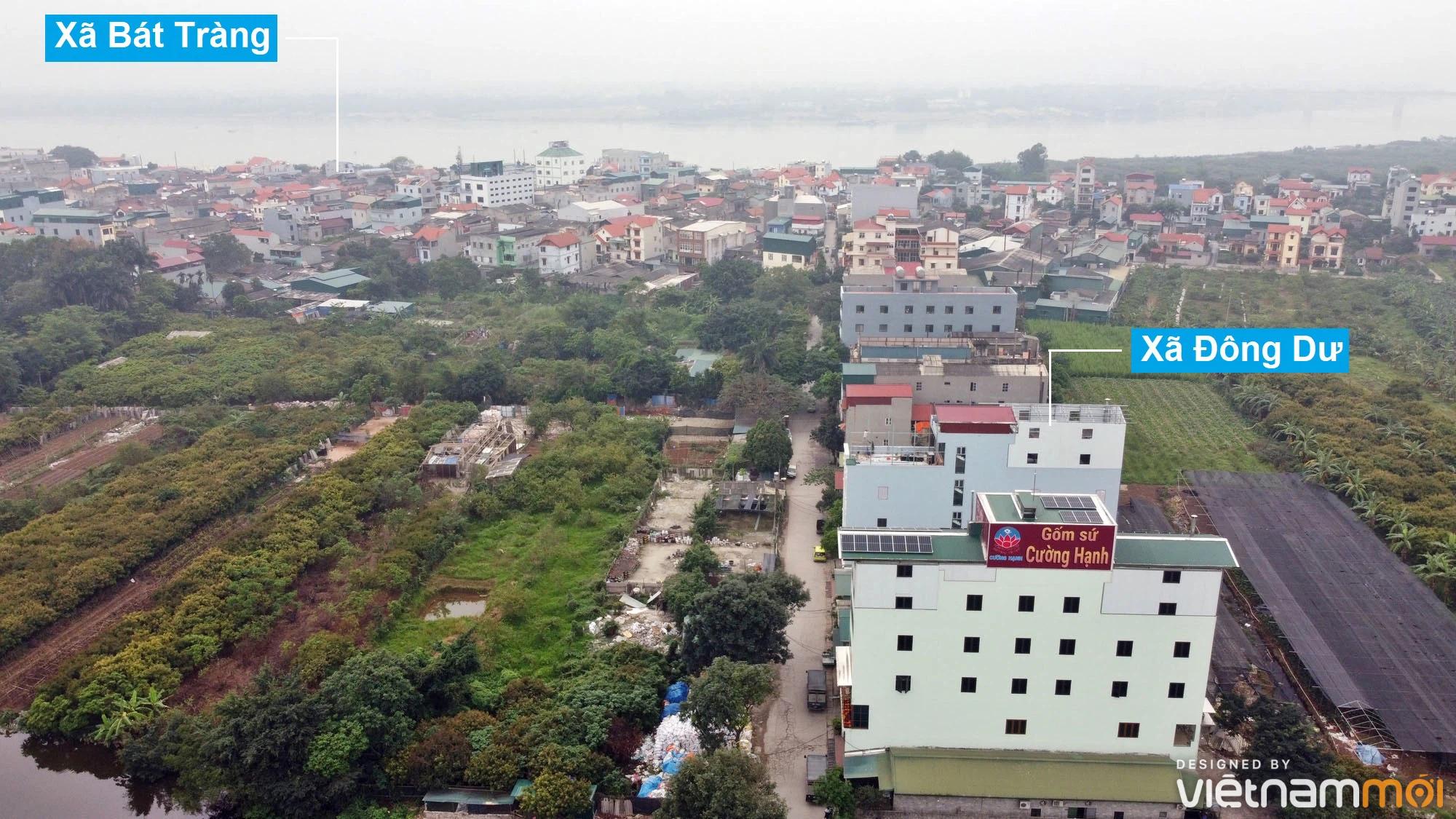 Toàn cảnh hiện trạng Phân khu đô thị sông Hồng trên địa bàn huyện Gia Lâm - Ảnh 13.