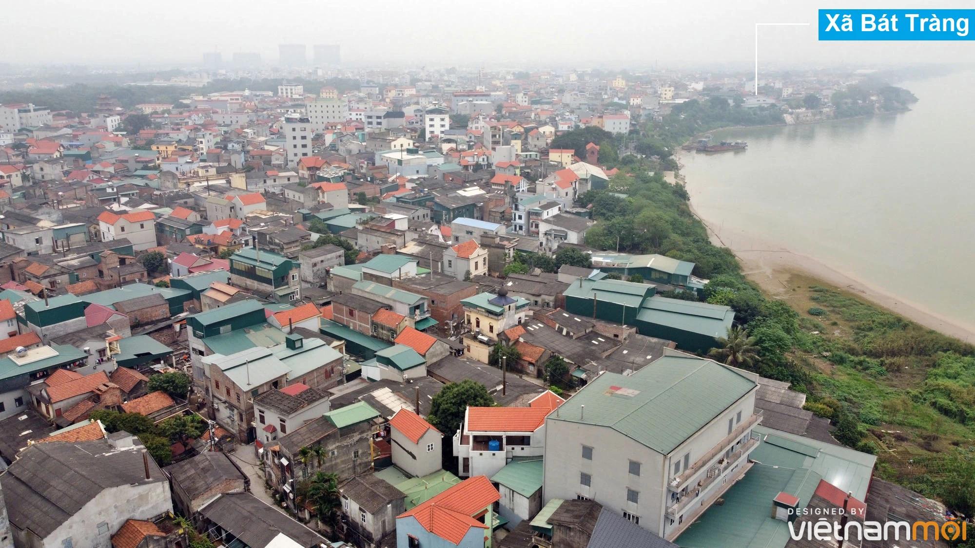 Toàn cảnh hiện trạng Phân khu đô thị sông Hồng trên địa bàn huyện Gia Lâm - Ảnh 14.