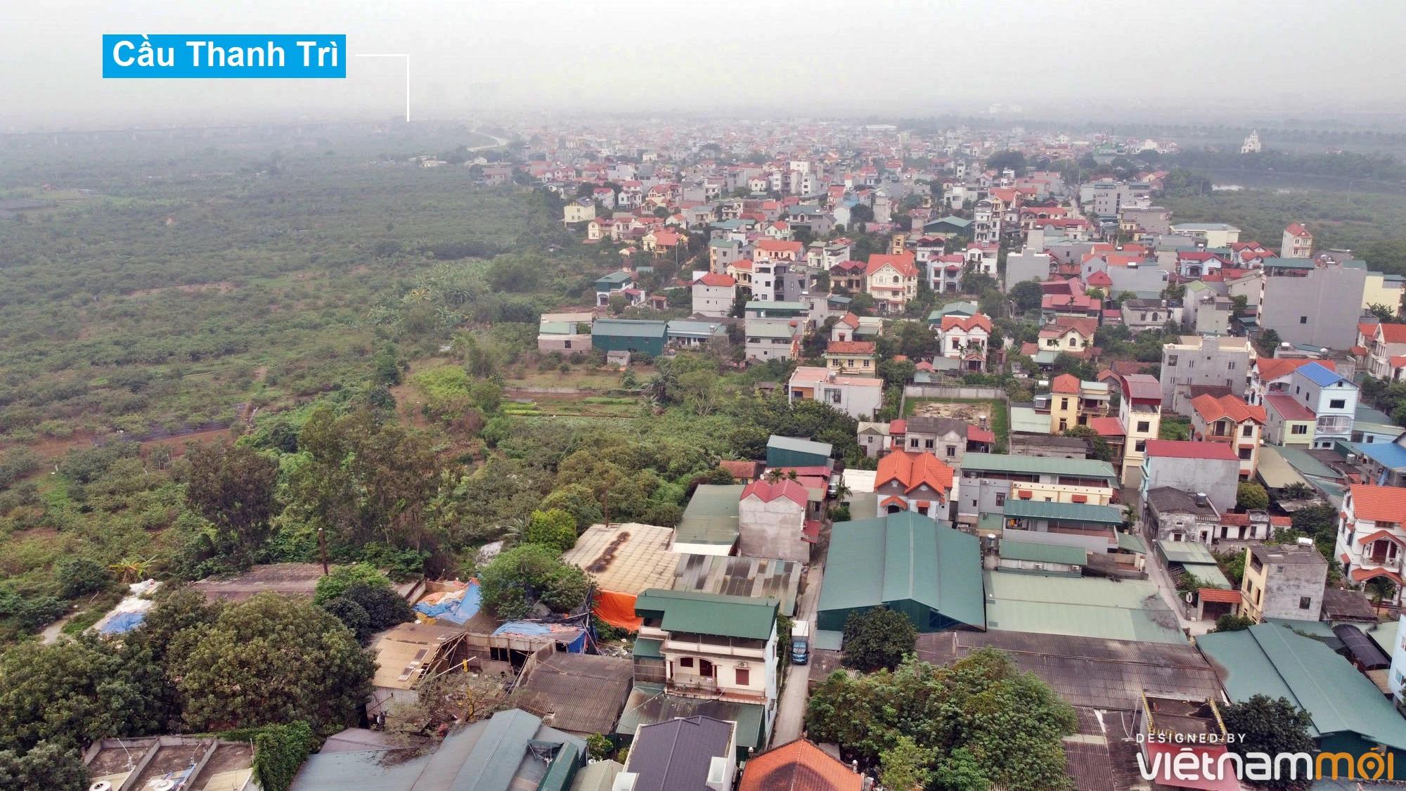 Toàn cảnh hiện trạng Phân khu đô thị sông Hồng trên địa bàn huyện Gia Lâm - Ảnh 15.