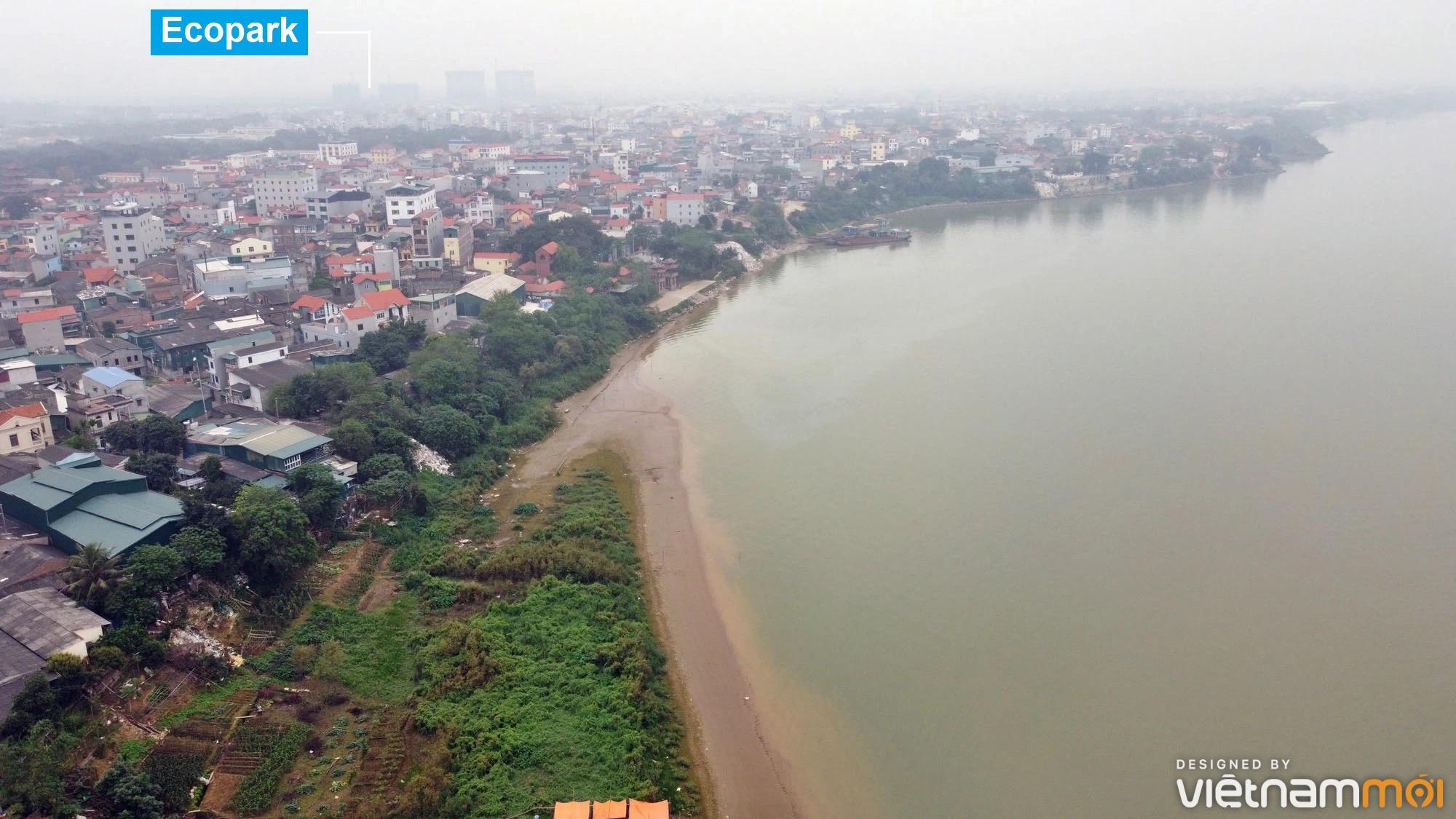 Toàn cảnh hiện trạng Phân khu đô thị sông Hồng trên địa bàn huyện Gia Lâm - Ảnh 17.