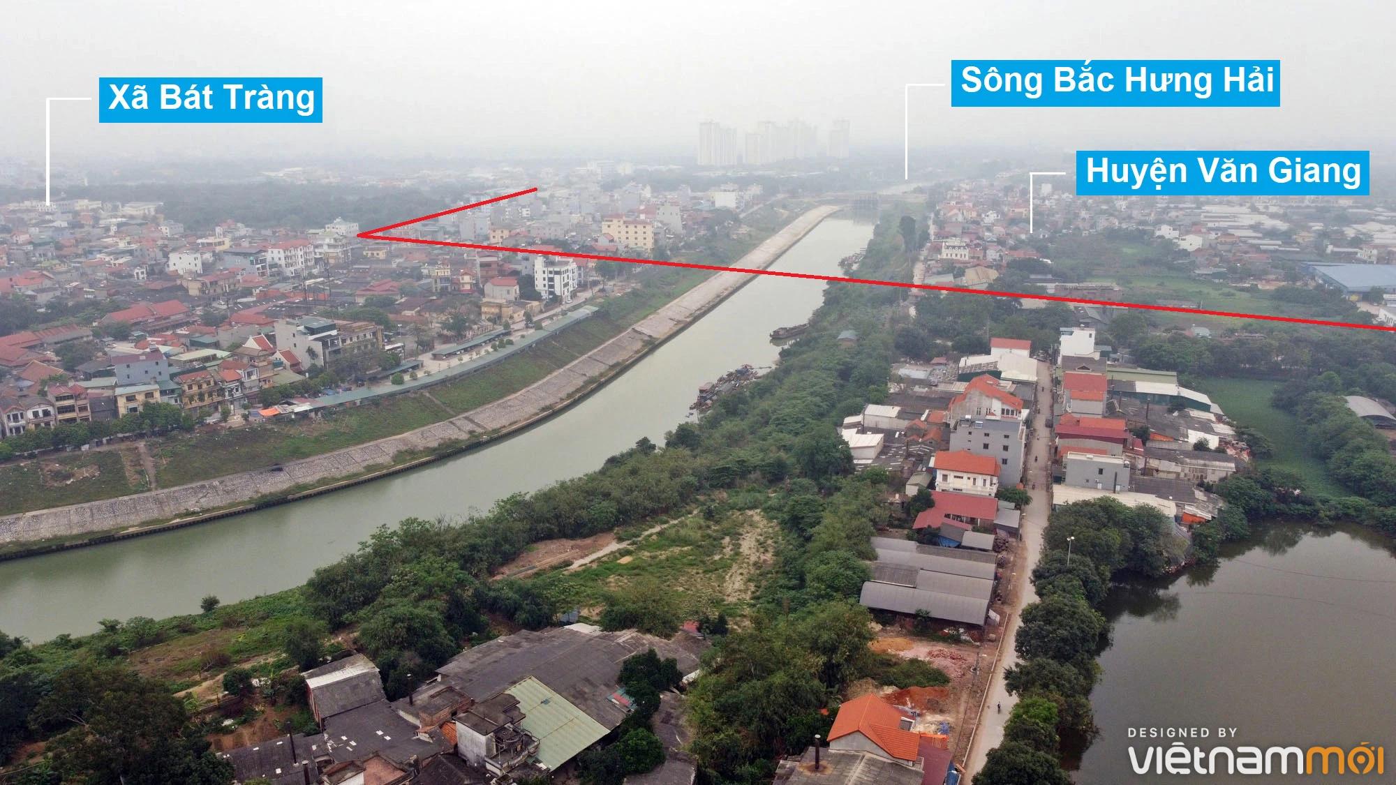 Toàn cảnh hiện trạng Phân khu đô thị sông Hồng trên địa bàn huyện Gia Lâm - Ảnh 18.