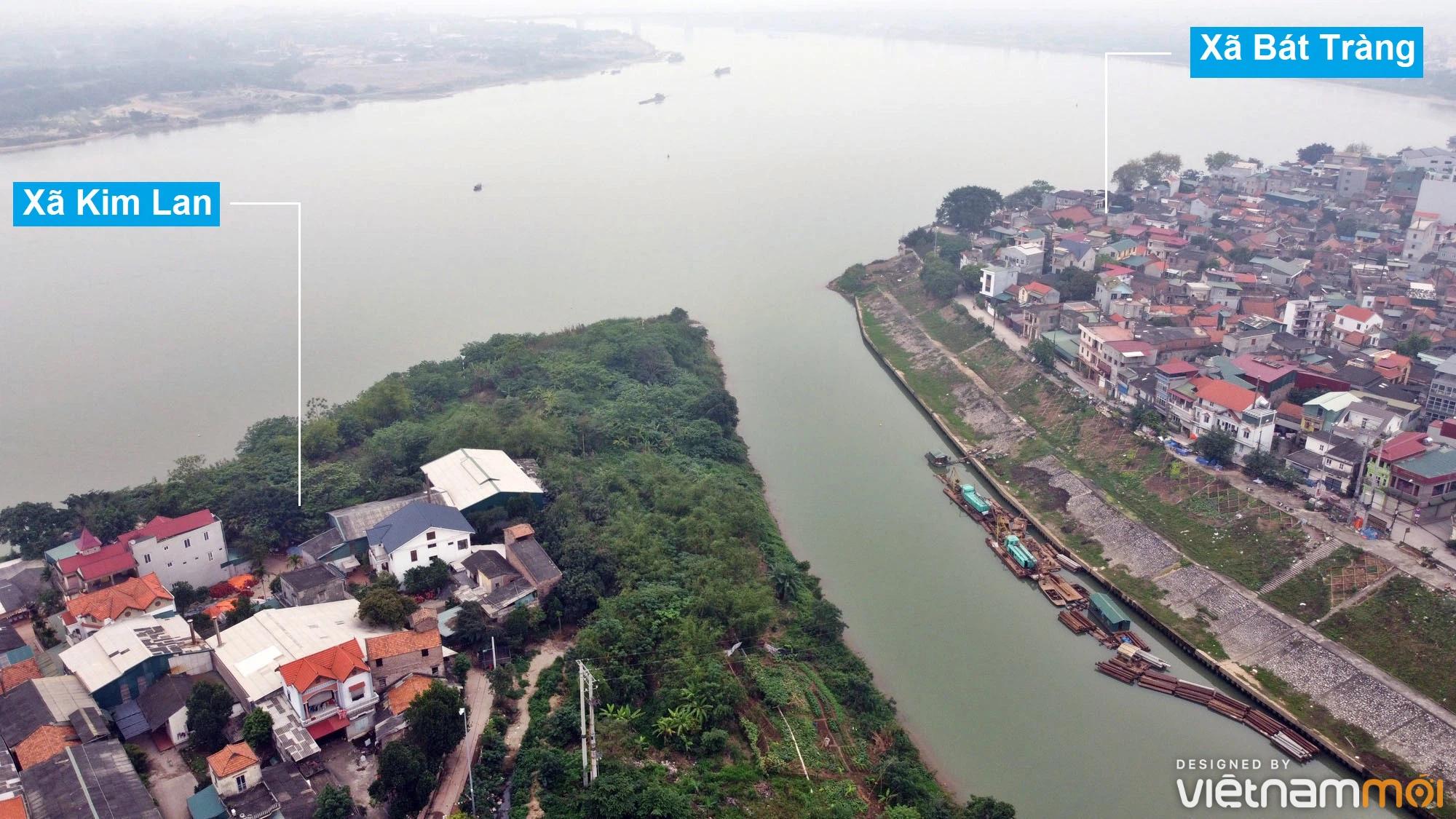 Toàn cảnh hiện trạng Phân khu đô thị sông Hồng trên địa bàn huyện Gia Lâm - Ảnh 21.