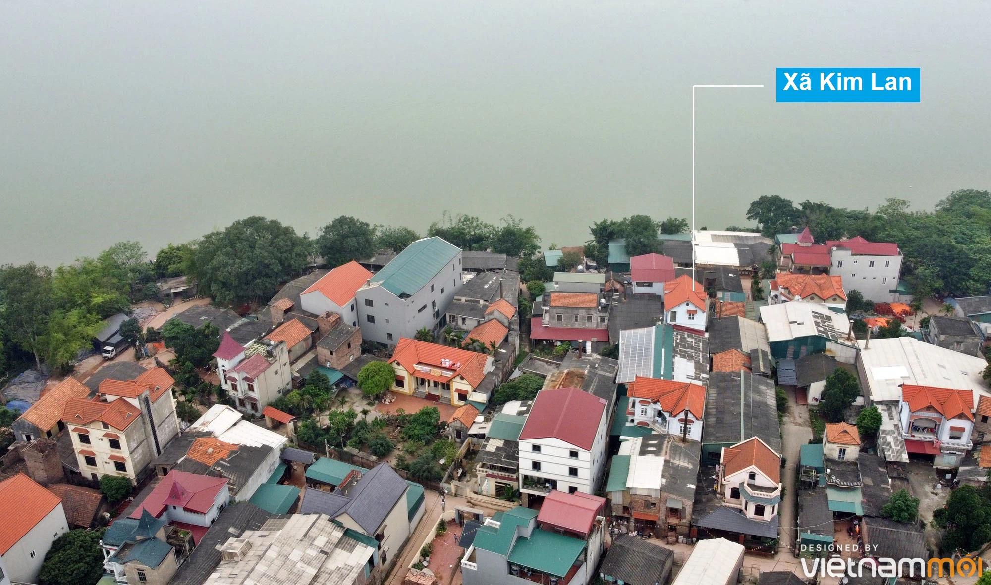 Toàn cảnh hiện trạng Phân khu đô thị sông Hồng trên địa bàn huyện Gia Lâm - Ảnh 22.
