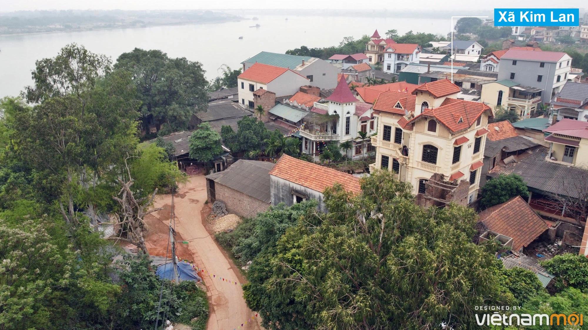 Toàn cảnh hiện trạng Phân khu đô thị sông Hồng trên địa bàn huyện Gia Lâm - Ảnh 23.