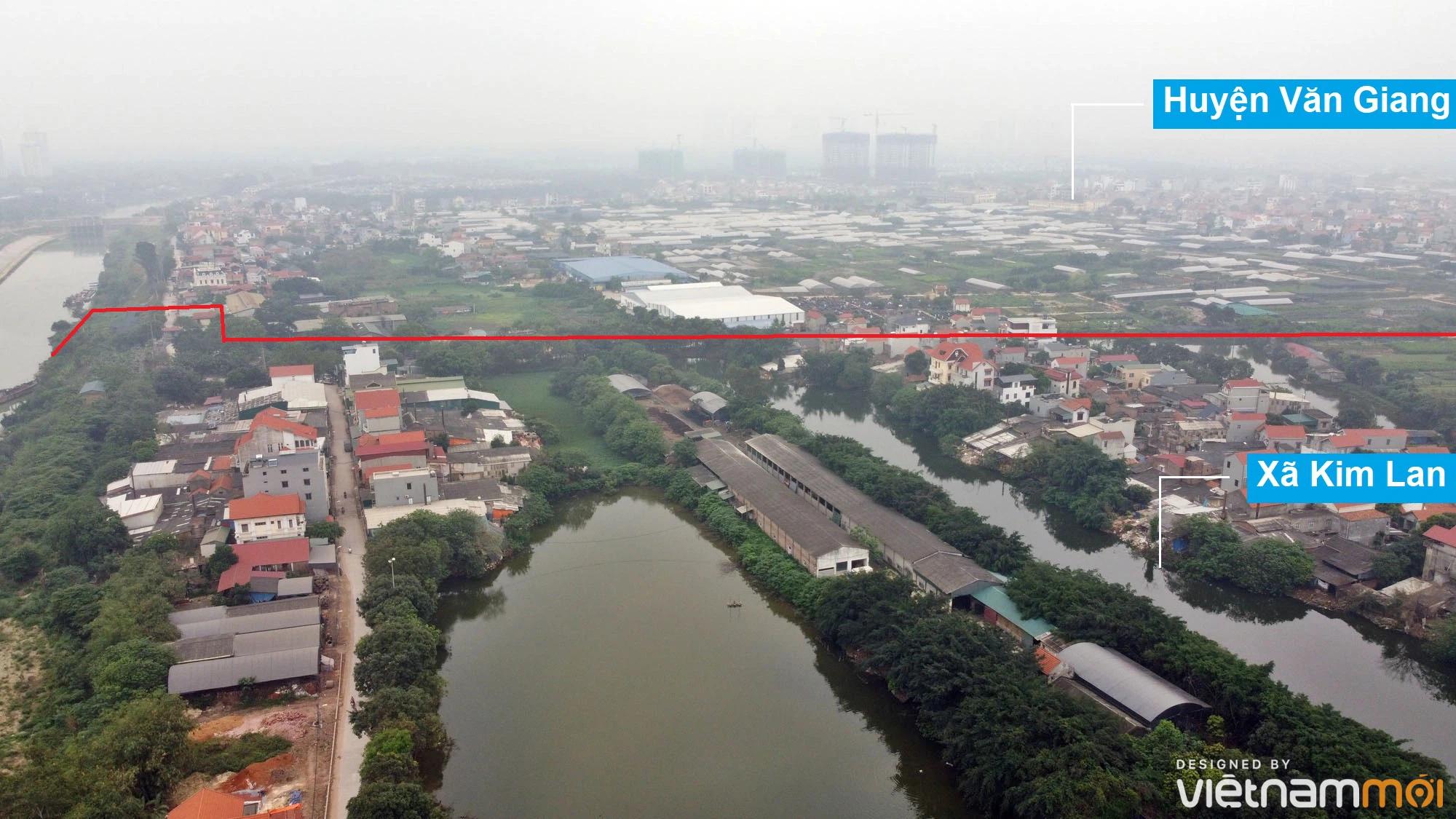 Toàn cảnh hiện trạng Phân khu đô thị sông Hồng trên địa bàn huyện Gia Lâm - Ảnh 24.
