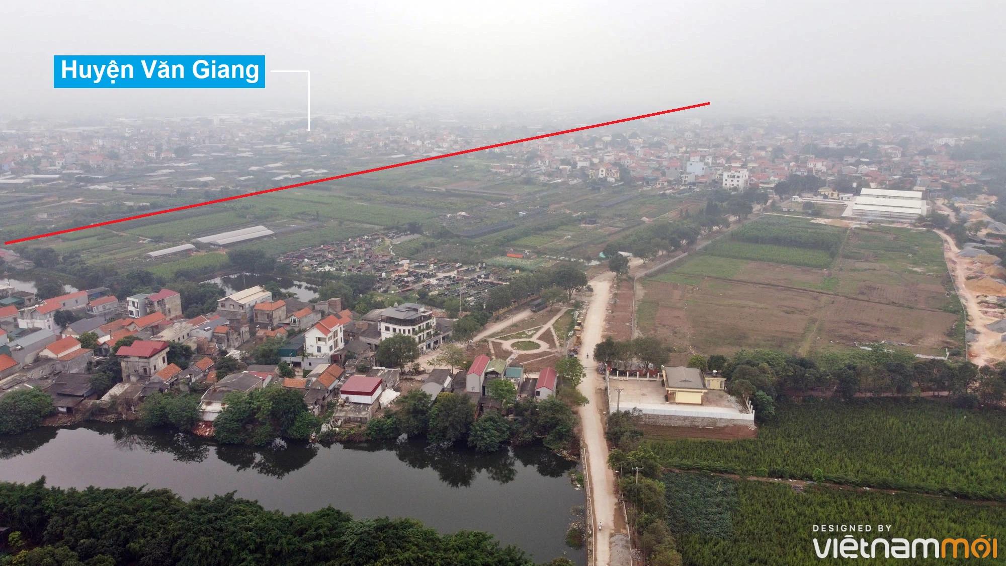 Toàn cảnh hiện trạng Phân khu đô thị sông Hồng trên địa bàn huyện Gia Lâm - Ảnh 25.