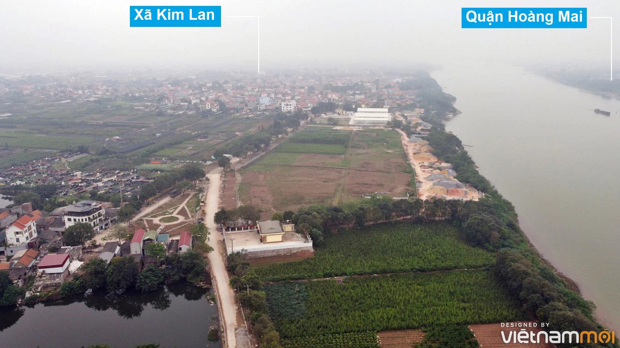Toàn cảnh hiện trạng Phân khu đô thị sông Hồng trên địa bàn huyện Gia Lâm - Ảnh 26.