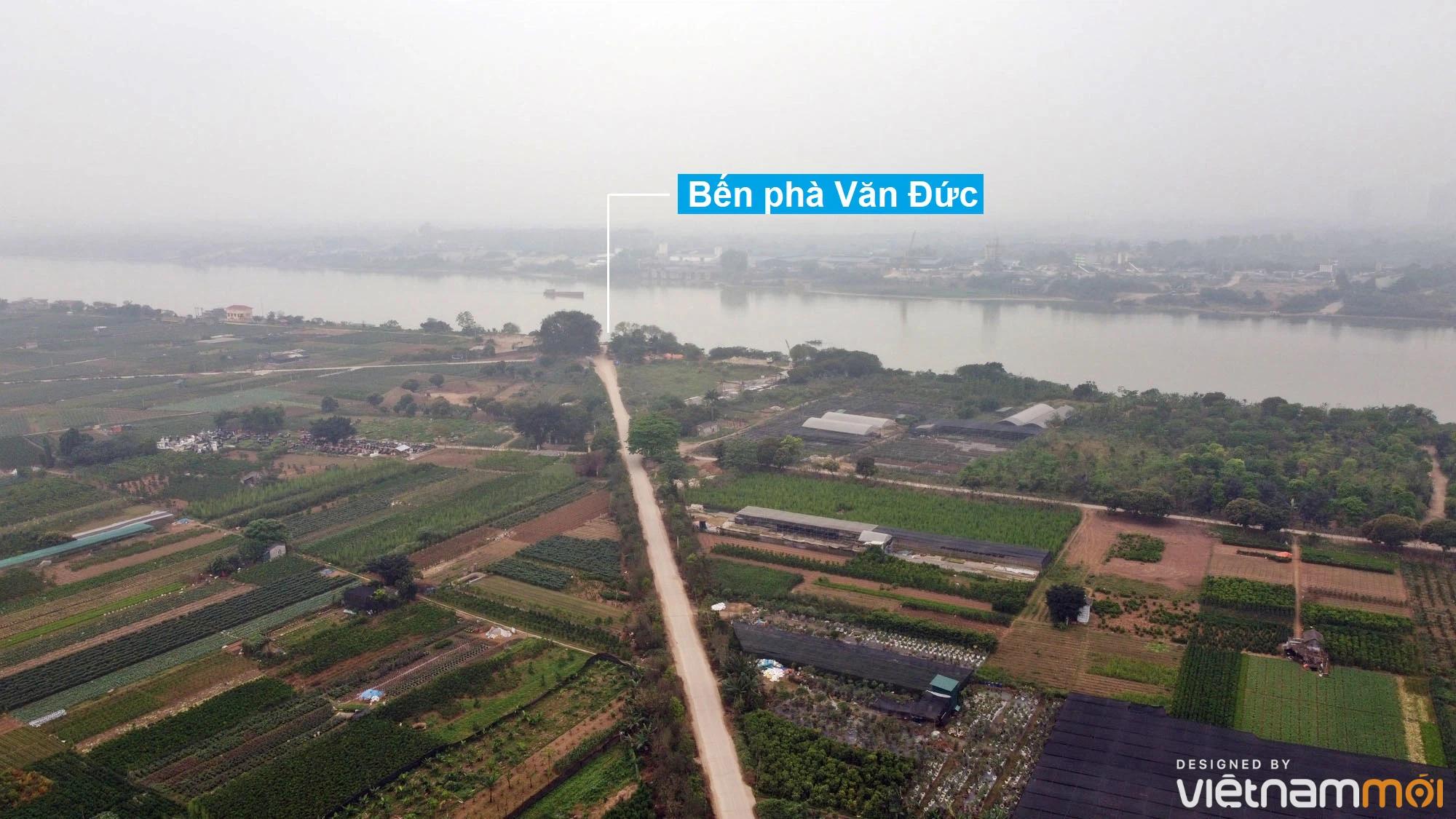 Toàn cảnh hiện trạng Phân khu đô thị sông Hồng trên địa bàn huyện Gia Lâm - Ảnh 27.