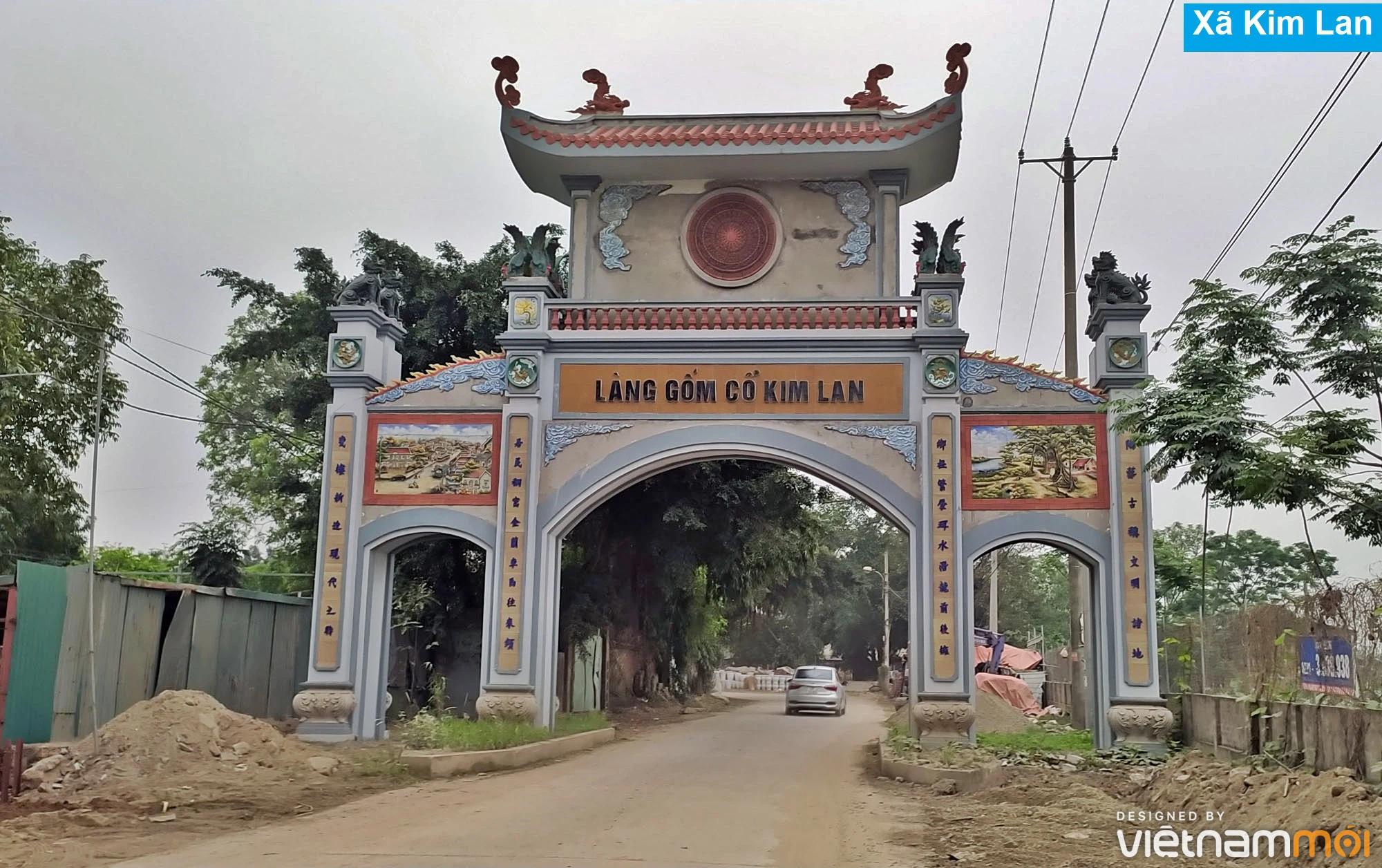 Toàn cảnh hiện trạng Phân khu đô thị sông Hồng trên địa bàn huyện Gia Lâm - Ảnh 31.