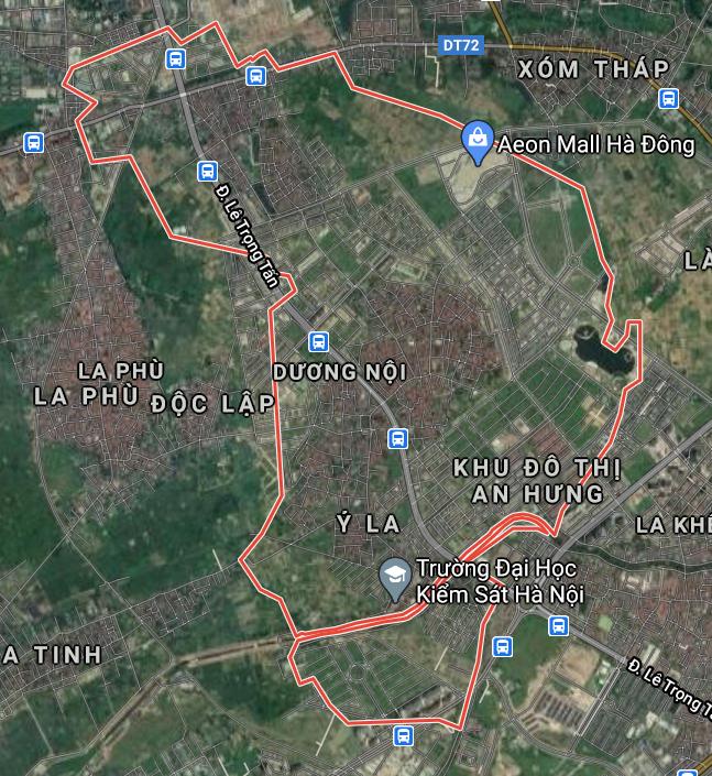 Kế hoạch sử dụng đất phường Dương Nội, Hà Đông, Hà Nội năm 2021 - Ảnh 2.