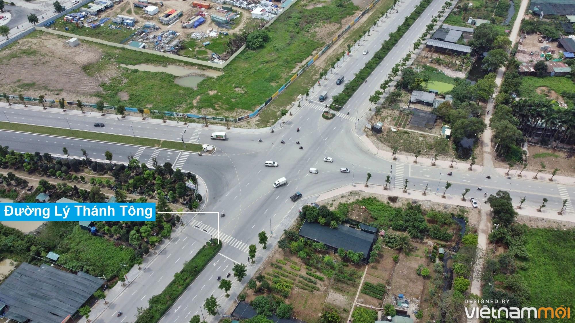 Toàn cảnh đường từ Kiêu Kỵ đến sông Cầu Bây qua Vinhomes Ocean Park đang mở theo quy hoạch ở Hà Nội - Ảnh 5.