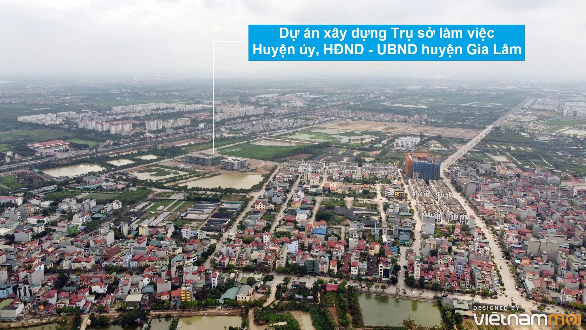 Toàn cảnh đường từ Kiêu Kỵ đến sông Cầu Bây qua Vinhomes Ocean Park đang mở theo quy hoạch ở Hà Nội - Ảnh 16.