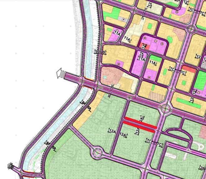 Đường sẽ mở ở phường Cầu Diễn, Nam Từ Liêm, Hà Nội - Ảnh 1.