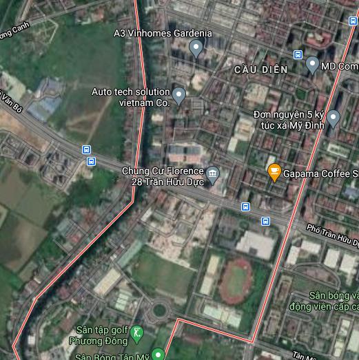 Đường sẽ mở ở phường Cầu Diễn, Nam Từ Liêm, Hà Nội - Ảnh 2.