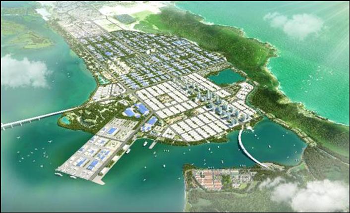 Thêm khu công nghiệp 250 ha được bổ sung vào quy hoạch tại Bình Định - Ảnh 1.