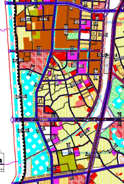 Bản đồ quy hoạch giao thông phường Cổ Nhuế 2, Bắc Từ Liêm, Hà Nội - Ảnh 2.