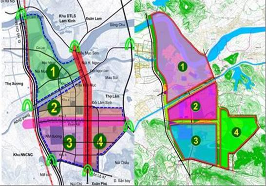 Thanh Hóa: Đô thị Lam Sơn - Sao Vàng sẽ tăng quy mô lên hơn 10.500 ha - Ảnh 1.