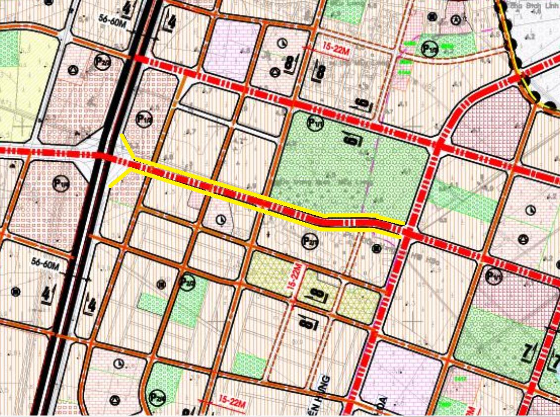 Đường sẽ mở ở phường Kiến Hưng, Hà Đông, Hà Nội - Ảnh 1.