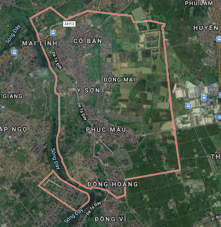 Kế hoạch sử dụng đất phường Đồng Mai, Hà Đông, Hà Nội năm 2021 - Ảnh 2.