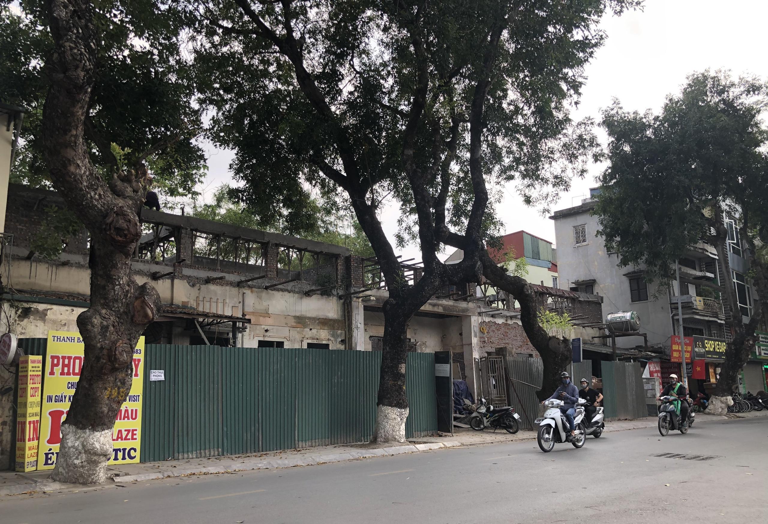 Những khu đất sắp thu hồi ở phường Cống Vị, Ba Đình để làm đường nối Đào Tấn - Đội Cấn  - Ảnh 12.
