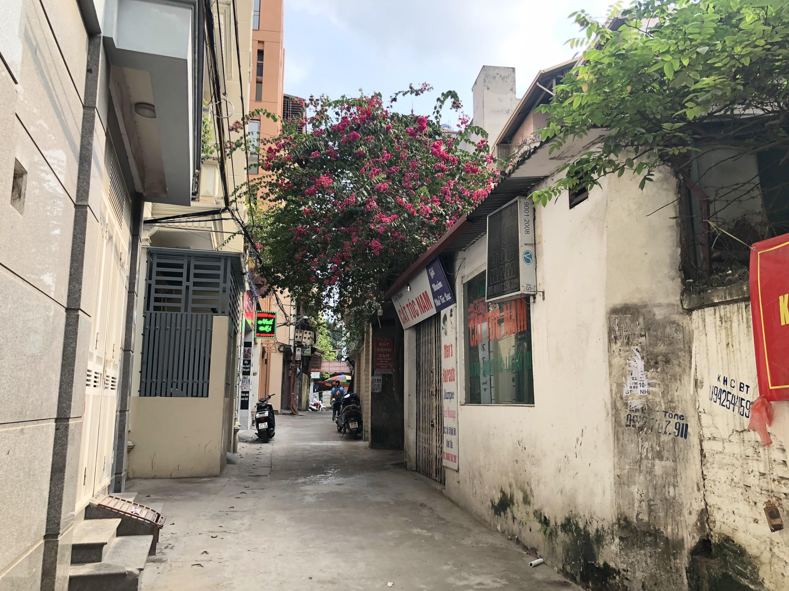 Những khu đất sắp thu hồi ở phường Cống Vị, Ba Đình để làm đường nối Đào Tấn - Đội Cấn  - Ảnh 3.