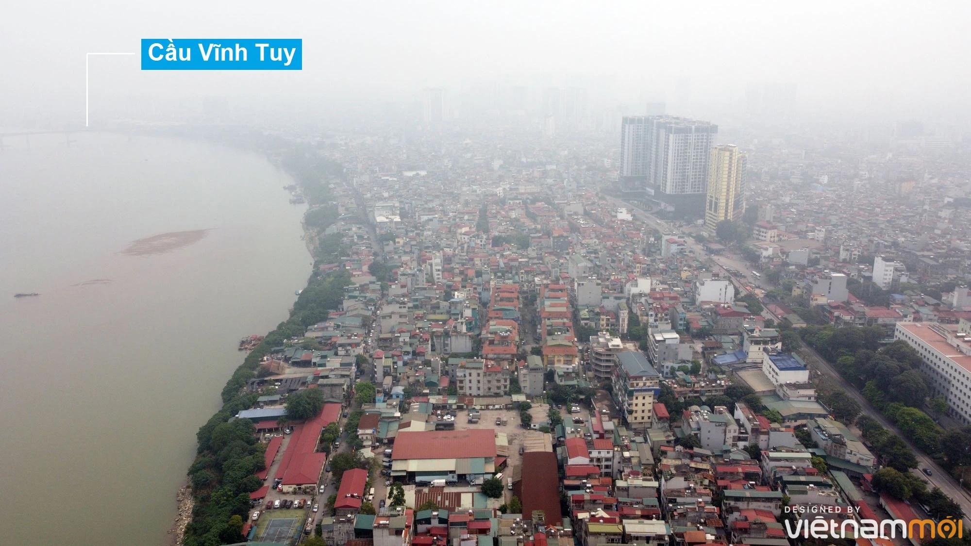 Toàn cảnh hiện trạng Phân khu đô thị sông Hồng trên địa bàn quận Hai Bà Trưng - Ảnh 3.